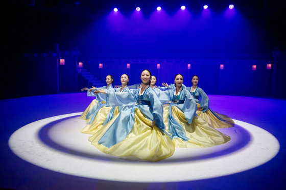 """Traditional performance """"New Day"""" will be staged during Seollal, or the Lunar New Year holiday, from Feb. 11 to 13 at the National Theater of Korea in central Seoul. [NATIONAL THEATER OF KOREA]"""