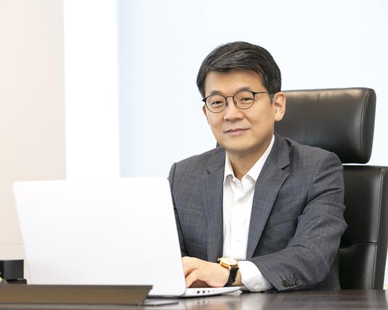 Suh Ho-sung, newly inaugurated CEO of K bank. [K BANK]