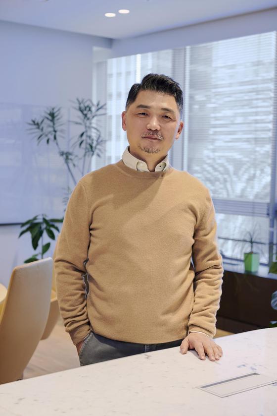 Kim Beom-su, the founder and chairman of Kakao. [YONHAP]
