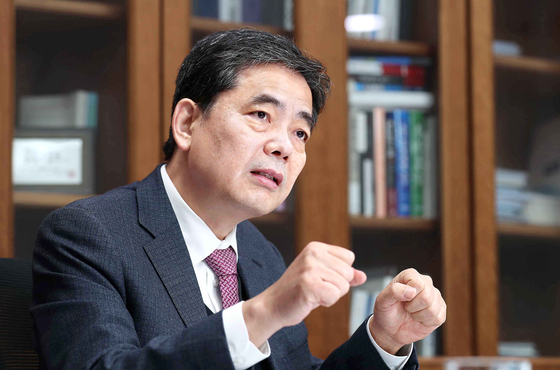 Rep. Kwak Sang-do of the People Power Party [JOONGANG PHOTO]