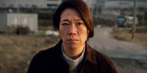 Actor Yeom Hye-ran portrays Young-nam, a woman who is trying to get on with her life after her husband has a serious car accident. [FILM NEW WAVE]