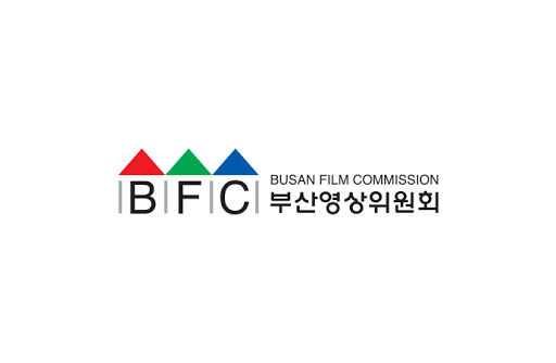 The logo of the Busan Film Commission [BFC]