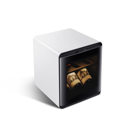Samsung Electonics' Cube refrigerator. [SAMSUNG ELECTRONICS]