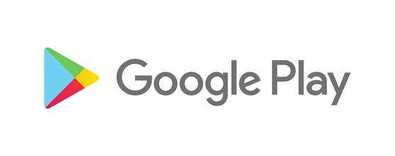 Logo for app store Google Play. [GOOGLE KOREA]