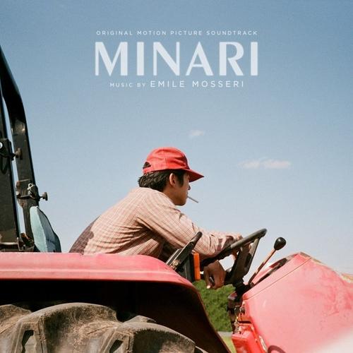 "Cover of the album ""Minari (Original Motion Picture Soundtrack)"" (2021). [SONY MUSIC KOREA]"
