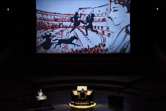 """Lotte Concert Hall's afternoon concert """"Organ Odyssey"""" will be staged on Feb. 24. [LOTTE CONCERT HALL]"""
