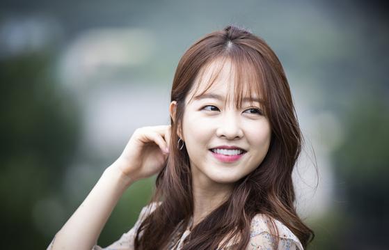 Actor Park Bo-young [JOONGANG ILBO]