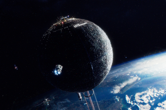 In the year 2092, society is divided in two: Those who can live on the UTS island, created by UTS Corporation's founder James Sullivan, and those who are stuck on Earth and drift to outerspace in search of worthwhile space junk to sell. [NETFLIX]