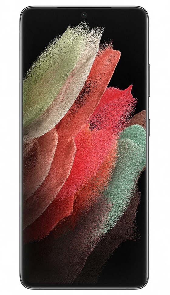 With a bold new style, the Samsung Galaxy S21 series empowers users to express themselves. [SAMSUNG ELECTRONICS]