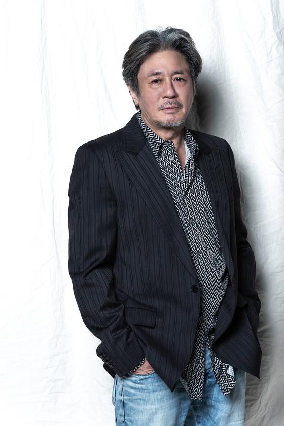 Actor Choi Min-sik [LOTTE ENTERTAINMENT]