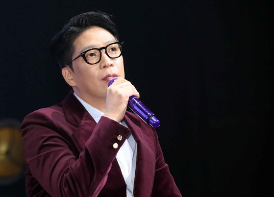 Hip-hop artist MC Mong [ILGAN SPORTS]