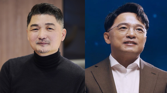 Kim Beom-su                        Kim Taek-jin