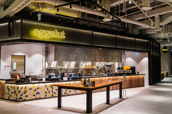 Eggslut's second branch in Korea, which is set to open on Friday at The Hyundai Seoul in Yeouido, western Seoul. [SPC GROUP]