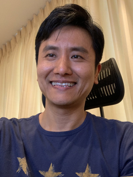 Disney studio animator Choi Young-jae [WALT DISNEY COMPANY KOREA]