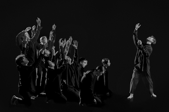 """Jeongdong Theater's new troupe named Theater Arts Group will premiere its """"Sinawi, Awakening"""" at its theater in central Seoul. [JEONGDONG THEATER]"""