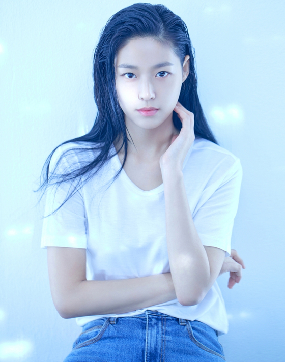 Seolhyun, considered to be the center of girl group AOA. [ILGAN SPORTS]