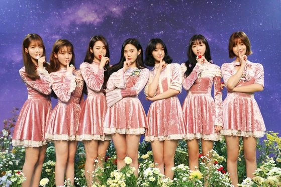 Girl group Oh My Girl debuted in 2015 and is recently seeing a rise in popularity. [WM ENTERTAINMENT]