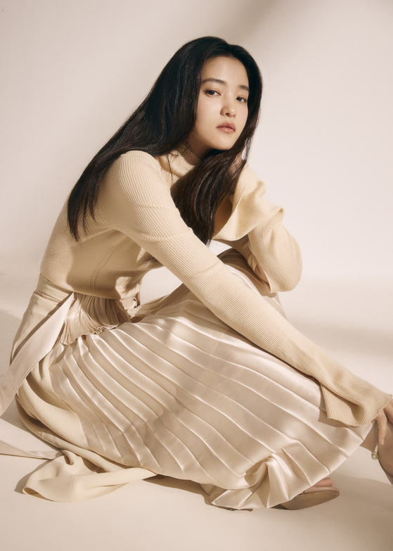 Actor Kim Tae-ri. [NETFLIX]