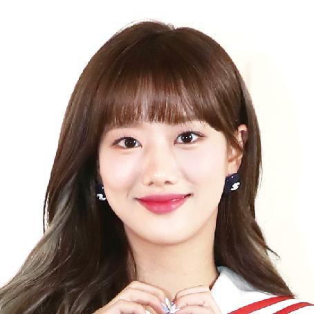 Lee Na-eun of girl group April [ILGAN SPORTS]