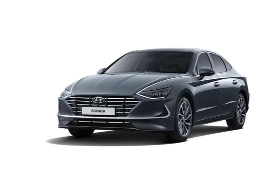 Hyundai Motor's Sonata [HYUNDAI MOTOR]