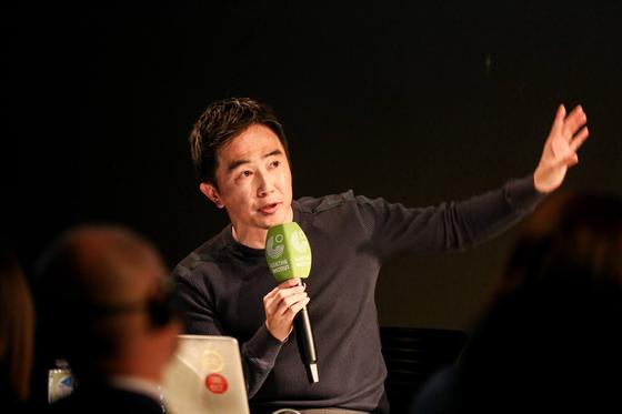 Lawyer Yoon Jong-soo, also the President of Code Korea [CODE KOREA]