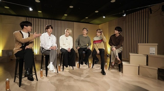 A scene from the SBS music documentary series ″Archive K,″ which began on Jan. 3 and has been running every Sunday evening. [SBS]