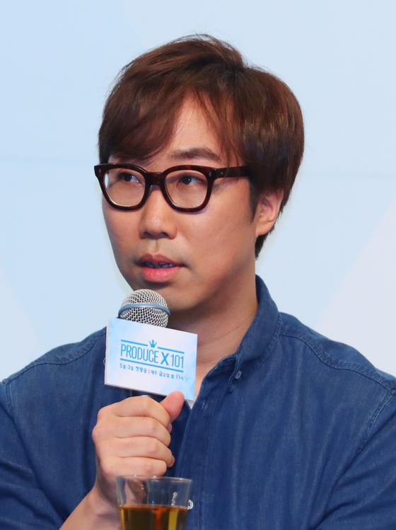 Producer Ahn Joon-young [ILGAN SPORTS]