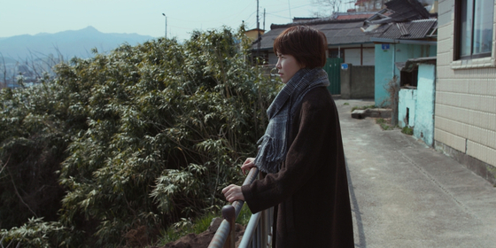 "A scene from the film ""The Train Passed By,"" one of the contenders in the Korean Competition category for this year's JIFF. [JIFF]"
