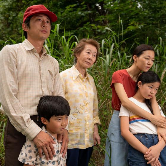 Director Lee Isaac Chung's ″Minari″ has been nominated for six Oscars. [PAN CINEMA]
