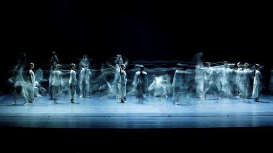 National Dance Company of Korea's ″Ceremony 64″ will be staged at the Seongnam Arts Center in Gyeonggi. [NATIONAL DANCE COMPANY OF KOREA]