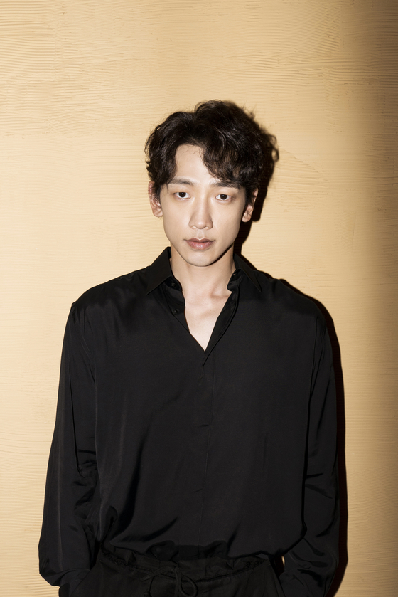 Singer and actor Jung Ji-hoon, also known as Rain.  [SUBLIME ARTIST AGENCY]