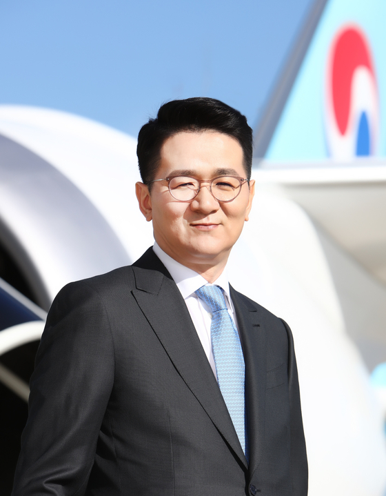 Hanjin Group Chairman Cho Won-tae. [KOREAN AIR LINES]