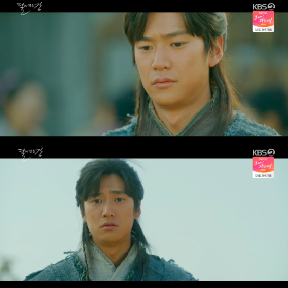 Actor Na In-woo, featuring as the lead character Ondal, in KBS's ongoing drama series ″River Where the Moon Rises″ [KBS]