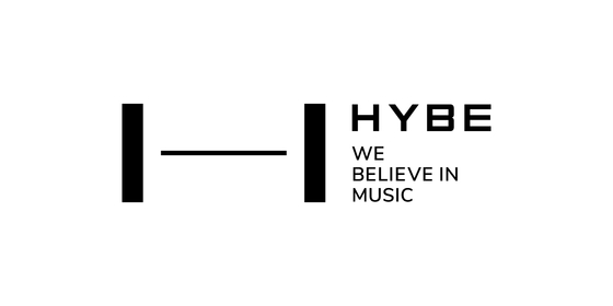 HYBE's symbol [BIG HIT ENTERTAINMENT]