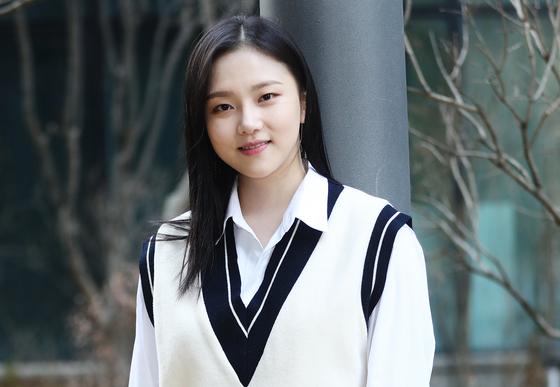 Actor Jung Da-eun [ILGAN SPORTS]