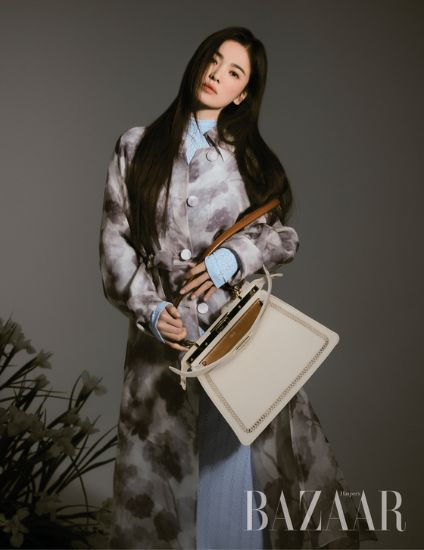 Italian luxury brand Fendi on Feb. 15 announced that it has selected actor Song Hye-kyo as its new global ambassador. It's the first time the brand has selected a Korean as its brand ambassador. [FENDI]