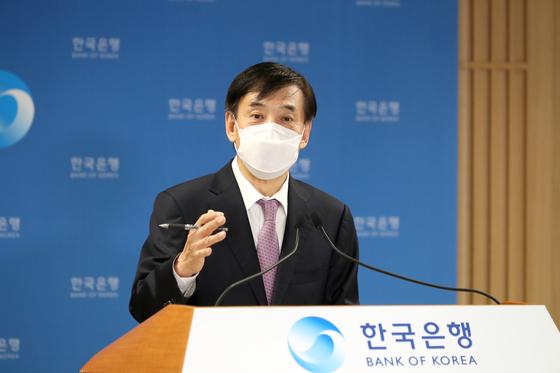 Bank of Korea Gov. Lee Ju-yeol. [BANK OF KOREA]