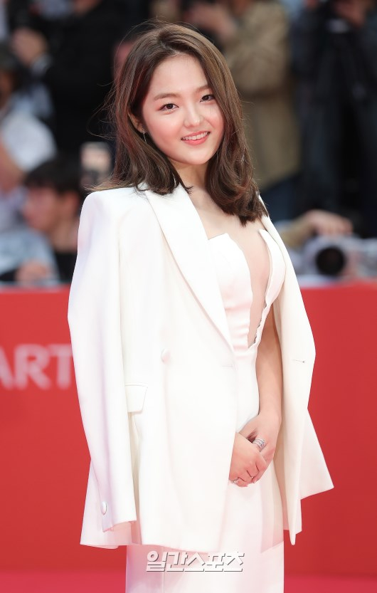 Actor Seo Shin-ae. [ILGAN SPORTS]
