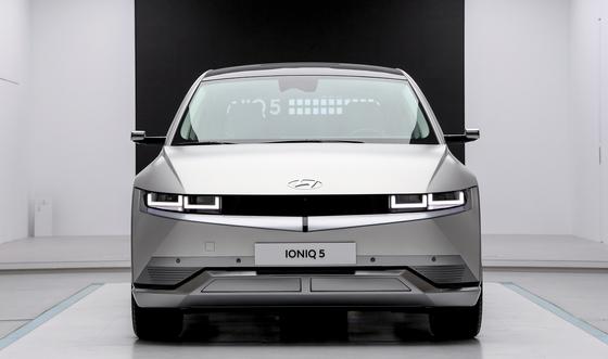 Hyundai Motor's Ioniq 5 [HYUNDAI MOTOR]