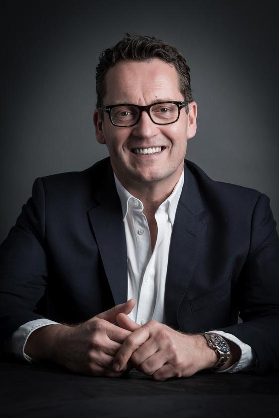 Bart Buiring, chief sales & marketing officer of Marriott International Asia Pacific [MARRIOTT INTERNATIONAL]