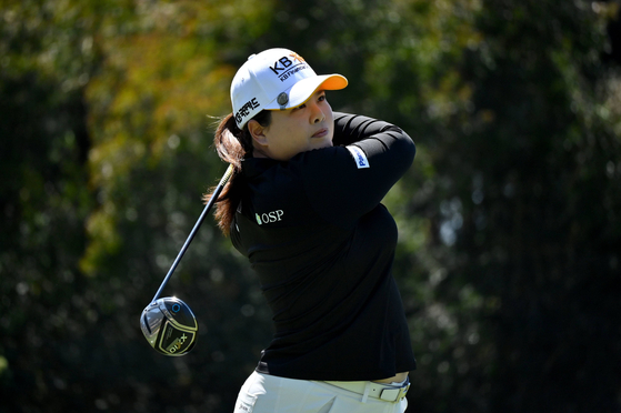 Park In-bee [GETTY IMAGES/YONHAP]