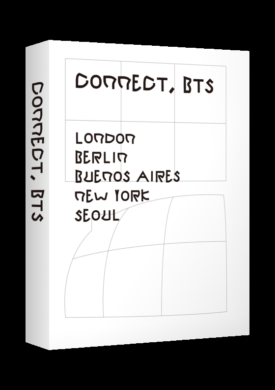 """The """"CONNECT, BTS"""" e-book now available to download for free online. [BIG HIT ENTERTAINMENT]"""