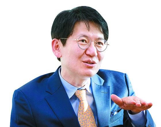 KCGI CEO Kang Sung-boo [JOONGANG PHOTO]