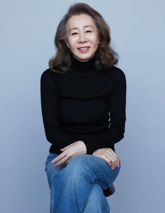 Actor Youn Yuh-jung [HOOK ENTERTAINMENT]