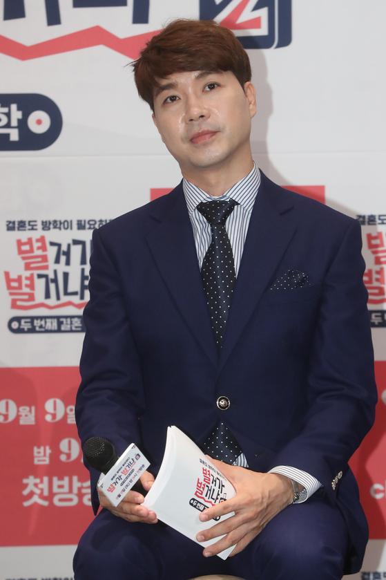 TV personality Park Su-hong. [YONHAP]