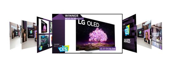 LG Electronics' OLED TVs [LG ELECTRONICS]