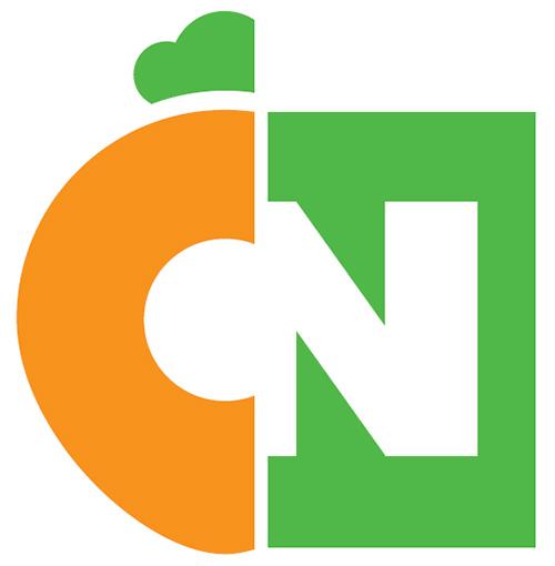 Logos du marché de Danggeun et de Naver [JOONGANG PHOTO]