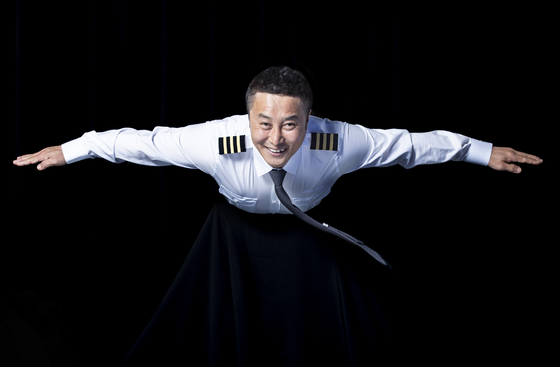 Comedian Kim Byung-man [KWON HYUK-JAE]