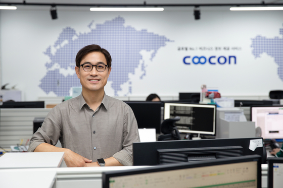 Kim Jong-hyun, CEO of Coocon [COOCON]