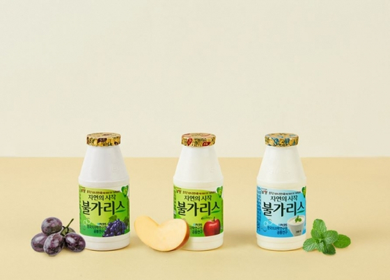 Bulgaris drinks by Namyang Dairy Products [YONHAP]